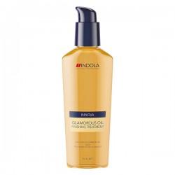 """Интенсивная питательная маска (масло) для волос """"Чарующее сияние"""" Glamorous Oil Indola Professional"""