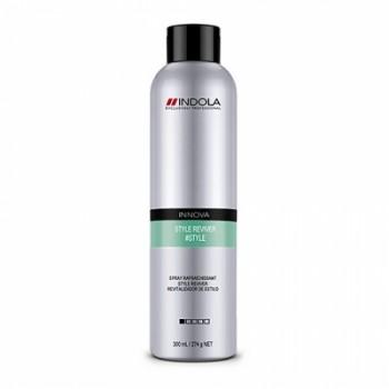 Сухой шампунь для волос Style Reviver Indola Professional