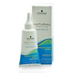 Креативный гель 1 для химической завивки нормальных волос Natural Styling hydrowave Creative Gel 1 Natural Styling (Schwarzkopf Professional)