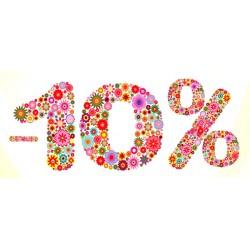 Промокод на скидку 10%!