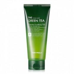 Гель с экстрактом зеленого чая