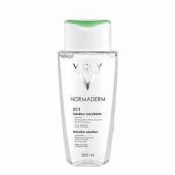Лосьон мицеллярный  для снятия макияжа 3в1 VICHY NORMADERM