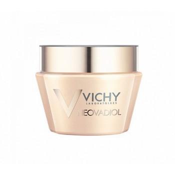 Крем-уход для кожи в период менопаузы для нормальной и комбинированной кожи + конверт с сэмплами VICHY NEOVADIOL