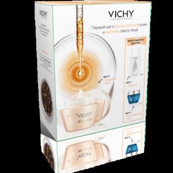 Подарочный набор компенсирующий крем + Неовадиол компенсирующий крем-ночной  и Мицелярный лосьон VICHY  NEOVADIOL