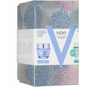 Под.арочный набор  крем для динамичного увлажнения кожи+успокаивающая маска VICHY AQUALIA THERMAL
