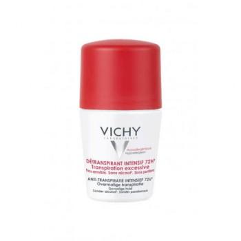 Дезодорант шариковый анти-стресс защита от избыточного потоотделения 72ч  VICHY DEODORANTS