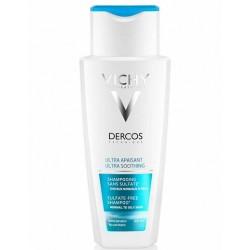 Шампунь-уход без сульфатов для нормальных и жирных волос VICHY DERCOS